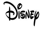 迪士尼防曬收納黑膠雨傘