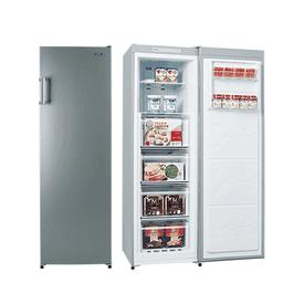 聲寶216L直立無霜冷凍櫃