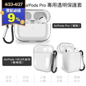 AirPods耳機透明保護套