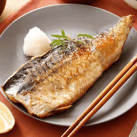 超厚正挪威薄鹽鯖魚190G