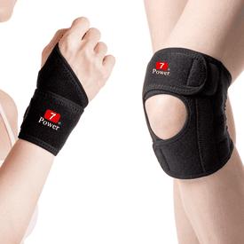 7Power醫療級護膝護腕