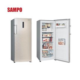 聲寶205L直立式冷凍櫃