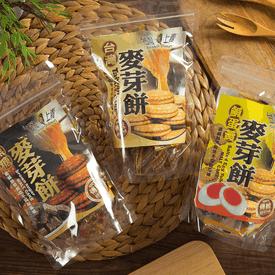 台灣上青麥芽餅系列