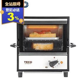 東元時尚雙層防燙電烤箱