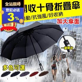 加大開合超防風全自動傘