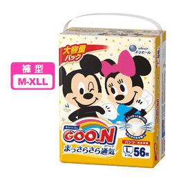 日本大王迪士尼褲型尿布